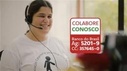 VIDEO INSTITUCIONAL DA ASSOCIAÇÃO CATARINENSE PARA INTEGRAÇÃO DO CEGO